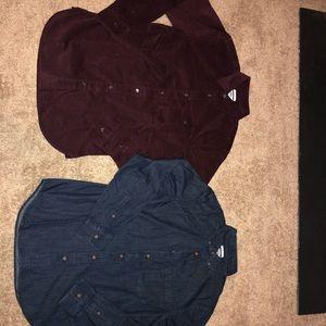 Old Navy Bundle Shirts